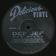 Def Jef - Here We Go Again (New Mixes)