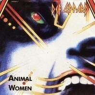 Def Leppard - Animal / Women