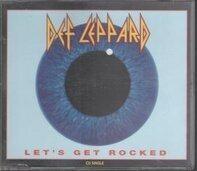 Def Leppard - Let's get rocked (3 tracks, 1992)