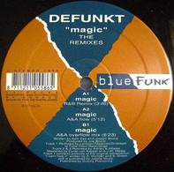 Defunkt - Magic (The Remixes)