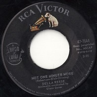 Della Reese - Not One Minute More