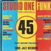 Delroy Wilson, Jackie Mittoo, Alton Ellis - Studio One Funk
