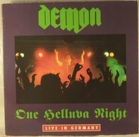 Demon - One Helluva Night - Live In Germany