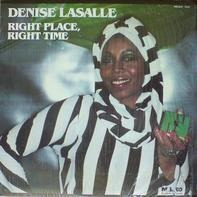 Denise LaSalle - Right Place, Right Time