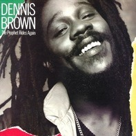 Dennis Brown - The Prophet Rides Again