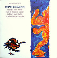 Depeche Mode - It's Called A Heart / Fly On The Windscreen