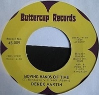 Derek Martin - You Blew It Baby / Moving Hands Of Time