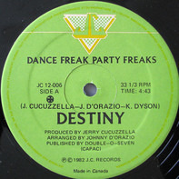 Destiny - Dance Freak Party Freaks