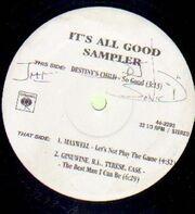 Destiny's Child - It's all Good Sampler
