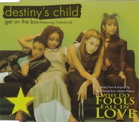 Destiny's Child Featuring Timbaland - Get On The Bus