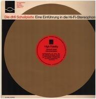 DHFI Schallplatte N° 1 - DHFI Schallplatte N° 1 - Einführung in die HiFi Stereophonie
