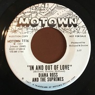 Diana Ross And The Supremes - In And Out Of Love