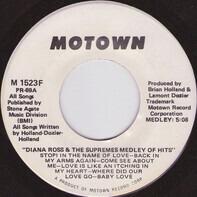 Diana Ross & The Supremes - Diana Ross & The Supremes Medley Of Hits