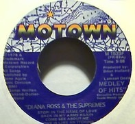 Diana Ross & The Supremes - Medley Of Hits / Where Did We Go Wrong