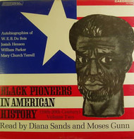 Diana Sands And Moses Gunn - Black Pioneers In American History:  19th-20th Century, Volume Two