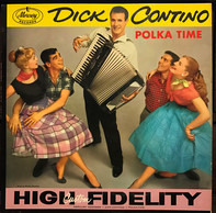 Dick Contino - Polka Time