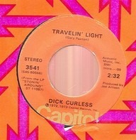 Dick Curless - Travelin' Light / Chick Inspector (That's Where My Money Goes)