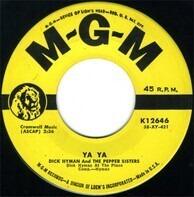 Dick Hyman And The Pepper Sisters - Ya Ya / My Goodness