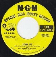 Dick Hyman & Sam Taylor - Look Up / Drummer Boy Blues