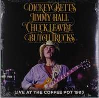 Dickey Betts - Live At The Coffee Pot
