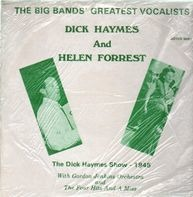 Dick Haymes and Helen Forrest - The Dick Haymes Show - 1945