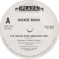 Dickie Rock - I'll Never Stop Wanting You