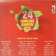 Dickson Hall And The Country All Stars - 24 Fabulous Country Hits