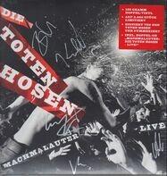 Die Toten Hosen - Machmalauter-Live