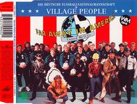 Die Fußball-Nationalmannschaft & Village People - Far Away In America