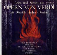 Dietrich Fischer-Dieskau , Giuseppe Verdi - Dietrich Fischer-Dieskau Singt Arien Von Giusseppe Verdi