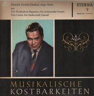 Dietrich Fischer-Dieskau - Musikalische Kostbarkeiten