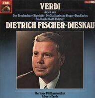 Fischer-Dieskau - Arien aus der Troubadour,..  von Verdi (Erede)
