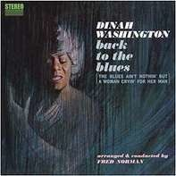 Dinah Washington - Back to the Blues
