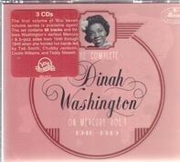 Dinah Washington - Complete on Mercury 1