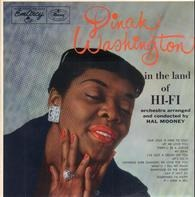 Dinah Washington - In the Land of Hi-Fi