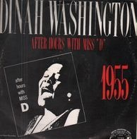 Dinah Washington - After Hours With Miss 'D'