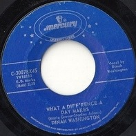 Dinah Washington - What A Diff'rence A Day Makes / Come On Home
