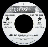 Dino, Desi & Billy - Look Out Girls