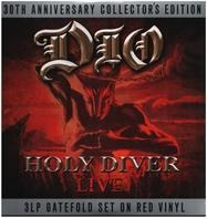 Dio - HOLY DIVER -COLL. ED/LTD-