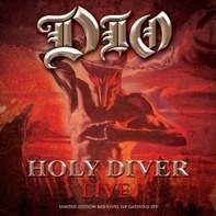Dio - HOLY DIVER -COLL. ED/LTD-