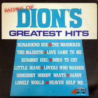 Dion - More Of Dion's Greatest Hits