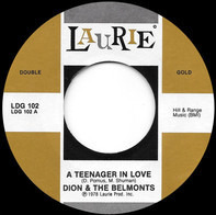 Dion & The Belmonts - A Teenager In Love / A Lover's Prayer