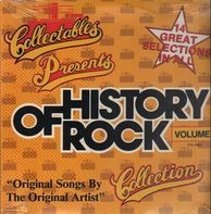 Dion, The Mystics, The Teddy Bears, ... - History Of Rock Collection Vol.6
