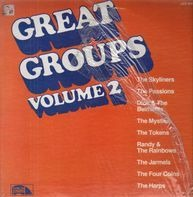 Dion, The Tokens a.o. - Great Groups - Volume II