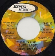 Dionne Warwick - The Green Grass Starts To Grow / They Don't Give Medals To Yesterday's Heroes