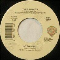 Dire Straits - So Far Away / Walk Of Life