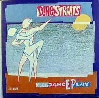Dire Straits - Twisting By The Pool / Badges, Posters, Stickers , T-Shirts
