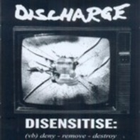 DISCHARGE - Disensitise:(vb)deny-Remove-Destroy