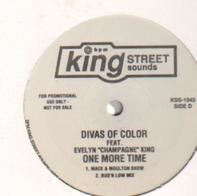 Divas Of Color, Evelyn King - One More Time