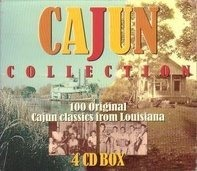 Eddy Raven, Aldus Roger, Nathan Abshire, u.a - Cajun Collection